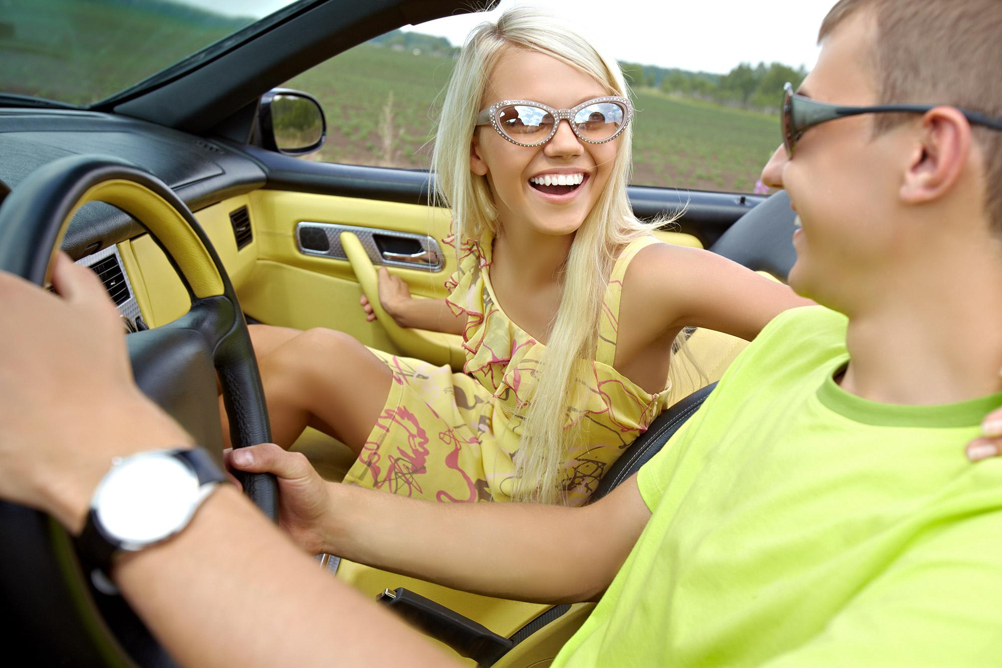Driving Schools in California | Driving Training | Nik